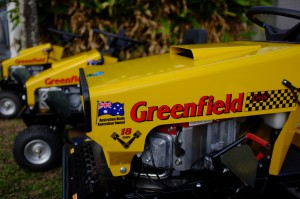 Greenfield Mowers - Built Tough For Australian Conditions
