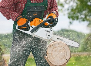STIHL Working. Chainsaws, Blowers, Hedgetrimmers and loads more.
