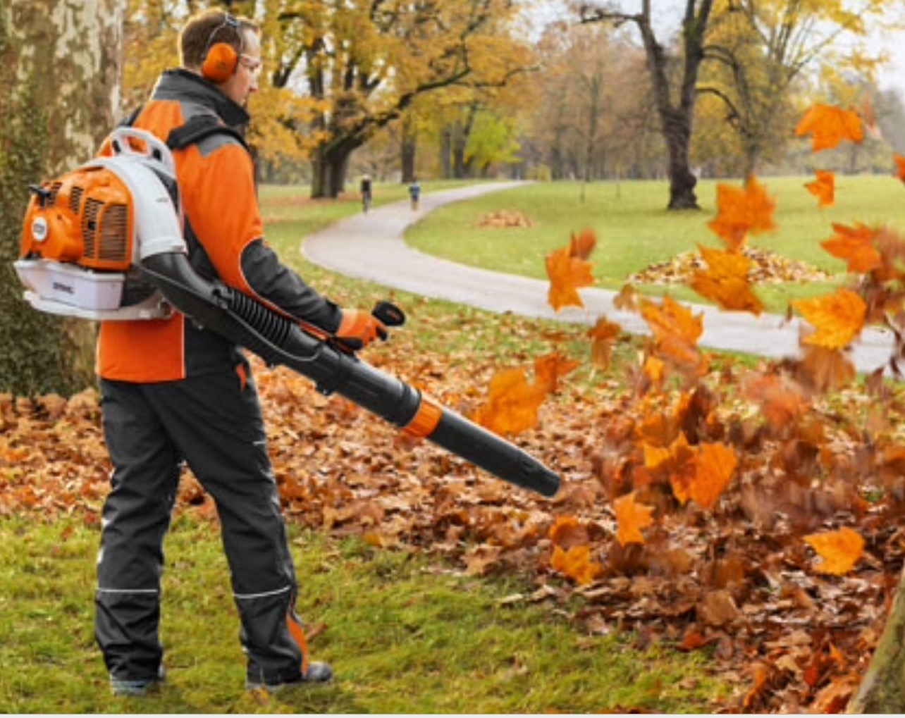 On Off Switch Stihl Blower : The new push button start stihl br c ef blower