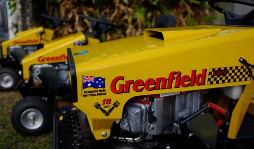 Greenfield Mowers Australia
