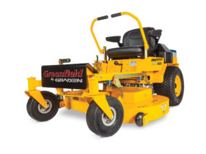 Greenfield ZTR Rideon Mower