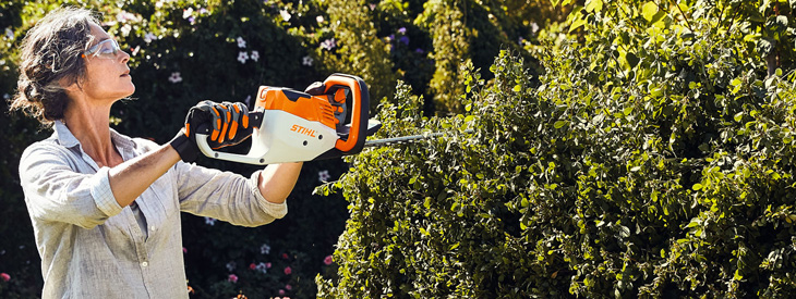 STIHL Battery Power