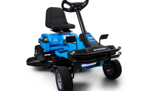 72v Battery Powered 30″ Ride On Mower